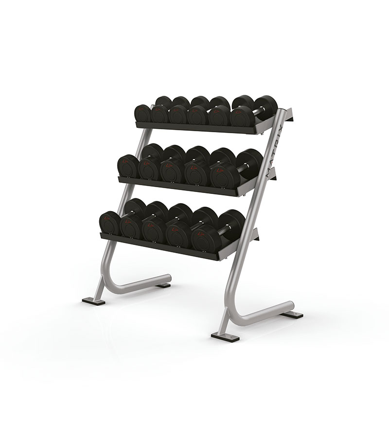 3 Tier Beauty Bell Rack