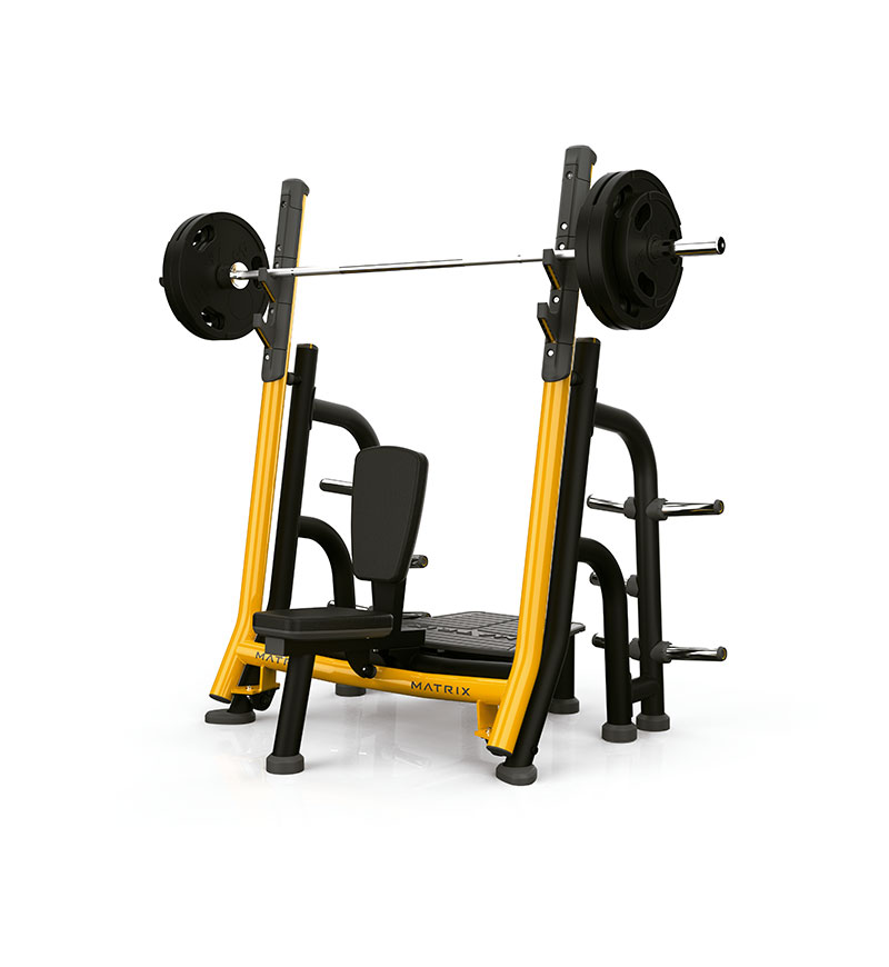 Breaker Olympic Shoulder Bench