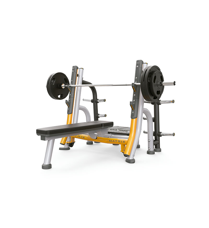 Breaker Olympic Flat Bench