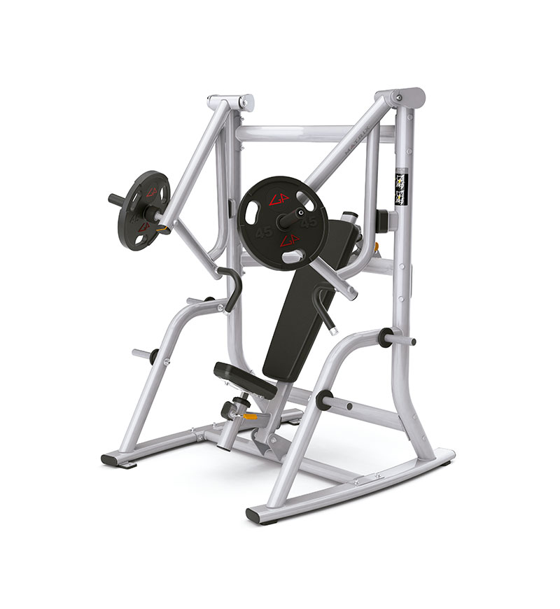 Vertical Decline Bench Press