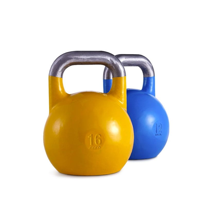 ZIVA PERFORMANCE COMPETITION KETTLEBELL
