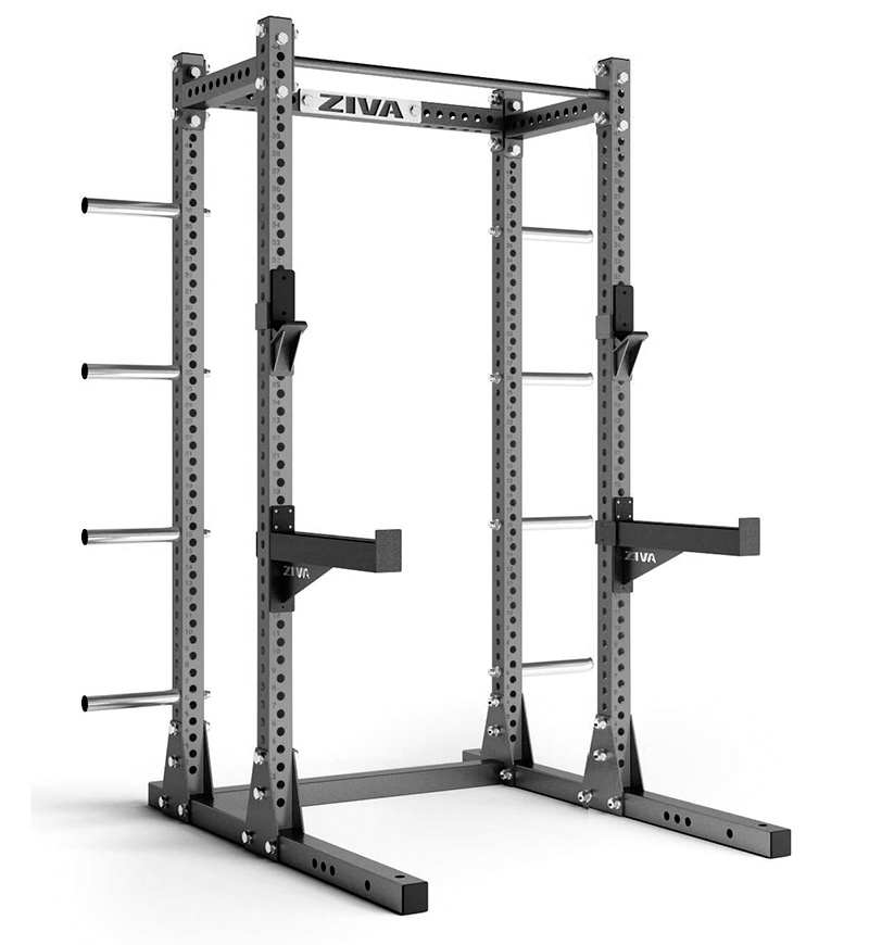 ZIVA XP Half Rack with Storage