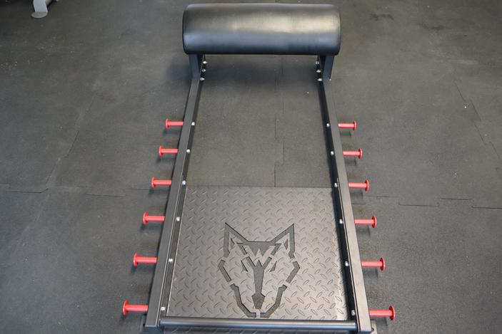 HIP Thrust Bench